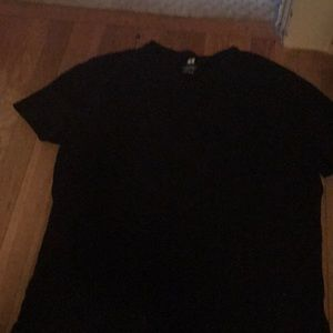 Men's slim fit v neck xl